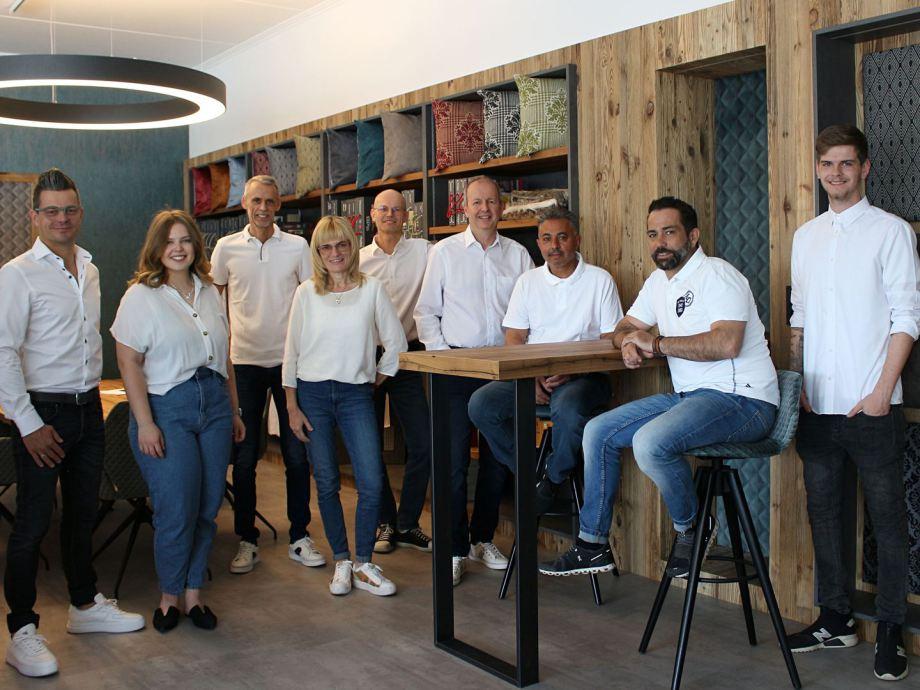 vivatex Team Mils Gewerbepark